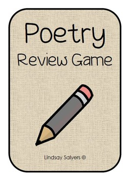 Poetry Game