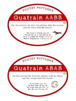 Poetry Help Cards