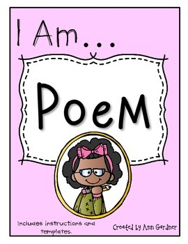Poetry - I am...