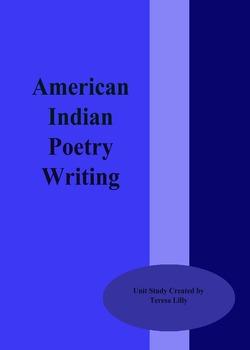 Poetry: American Indian Poetry Writing