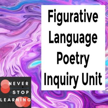 Poetry Inquiry Unit - Figurative Language