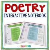 Poetry Interactive Notebook
