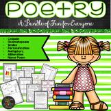 Figurative Language and Poetry Activities   Coronavirus Distance Learning