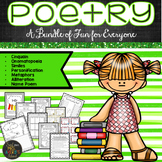 Figurative Language and Poetry Activities and Task Cards