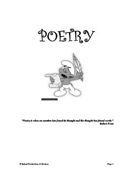 Poetry Introduction