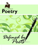 Poetry Introduction: Poetry Defined by Poets