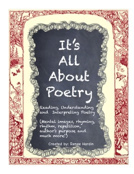 Poetry: It's All About Poetry