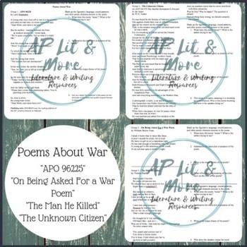 Poetry Jigsaw Activities