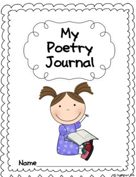 Poetry Journal Covers by JH