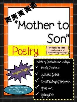 Poetry - Langston Hughes
