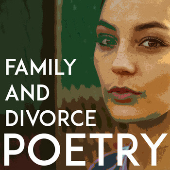 """Sharon Olds' Poem """"The Victims""""   Poetry Lesson: Family, Divorce, Point of View"""