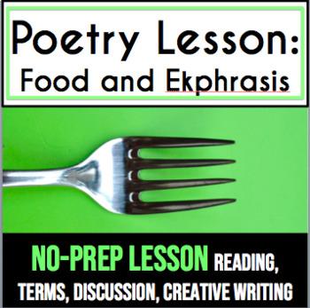 Ekphrasis: High School Poetry Lesson and Creative Writing
