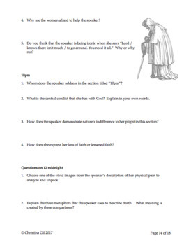 """""""Half-Hanged Mary"""" poem by Margaret Atwood 