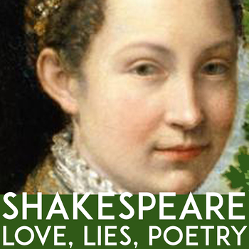 William Shakespeare and Dorothy Parker Poetry Lesson: Love and Lies
