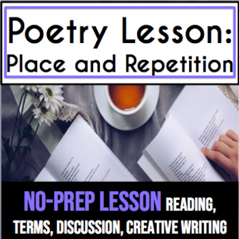 Repetition: High School Poetry Lesson and Creative Writing