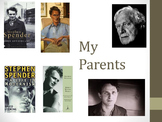 Poetry Lesson Plan- My Parents