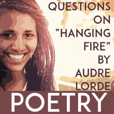 """Poetry Lesson, Close Reading 