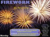 "Poetry: Lyrics Analysis of ""Firework"" by Katy Perry"