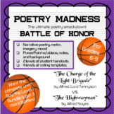 "Poetry Madness: ""Charge of the Light Brigade"" vs ""The Highwayman"""
