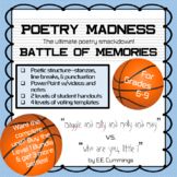 "Poetry Madness: ""maggie and milly and molly and may"" vs. """