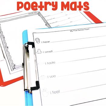 Poetry Mats