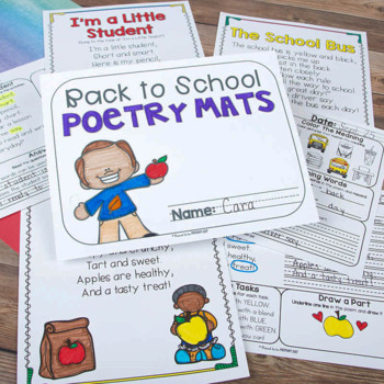 Poetry Mats Bundle