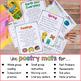 Poem of the Week Poetry Activity Mats Bundle
