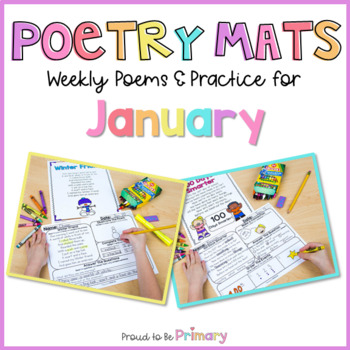Poetry Mats for January
