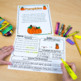 Poem of the Week Poetry Activity Mats for October