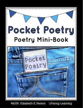 Poetry Mini-Book: Pocket Poetry
