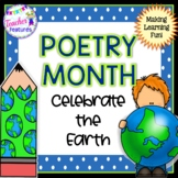 POETRY | Poetry Writing Templates | 1st grade | 2nd grade | Poetry Center