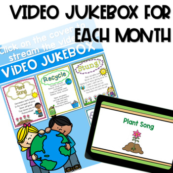 Poetry Music and Video April