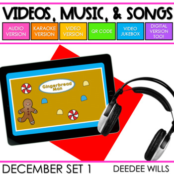 Poetry Music and Video December
