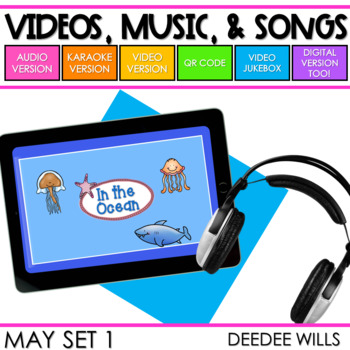 Poetry Music and Video May