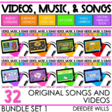 Poetry | Poems 1 Music and Video Bundle