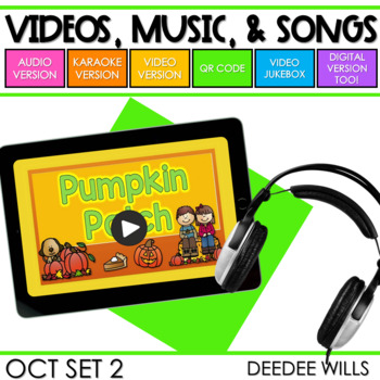 Poetry 2 Music  and Video October