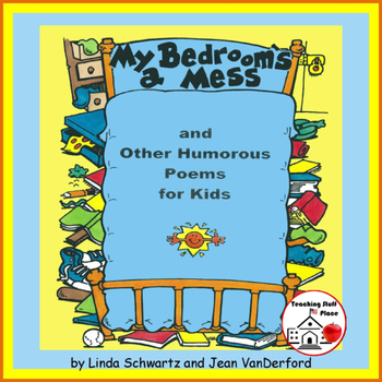 Poetry | Original Humorous Poems | Colored Illustrations | FUN | Gr 4-5-6