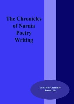 Poetry: The Chronicles of  Narnian Poetry Writing