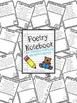 Poetry Notebook or Binder