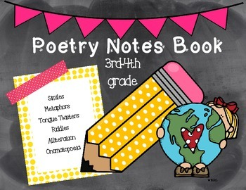 Poetry Notes Book