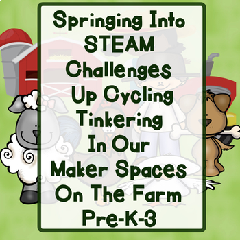 Spring STEAM  Poetry From the Farm