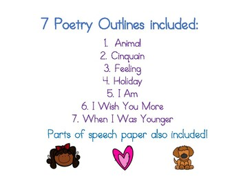Poetry Outlines