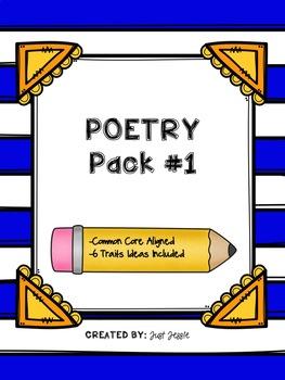 Poetry Pack 1