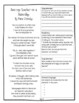 Poetry Pack: 30 Poems with Activities (Common Core Aligned)