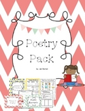 Poetry Pack (Common Core aligned activities for reading and writing poetry)
