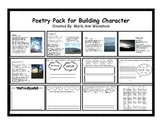 Poetry Pack for Building Character
