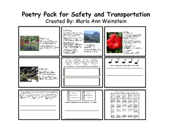 Safety and Transportation Activity Pack
