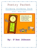 Poetry Packet - Hickory Dickory Dock