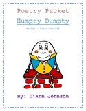 Poetry Packet - Humpty Dumpty