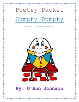 Humpty Dumpty Puzzle Teaching Resources